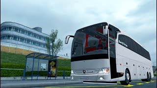 """[""""EURO TRUC K SIMULATOR 2"""", """"AMERICAN TRUCK SIMULATOR"""", """"CITY CAR DRIVING"""", """"Mercedes Actros Travego Engine Sound V2"""", """"Mercedes-Benz Travego Special Edition 2018 v5.1 (1.30.x)"""", """"THE INDIAN TRUCKER"""", """"HULL HD GAMING ON INTEL 8100 I3"""", """"I5 8100 GAMING"""", """""""