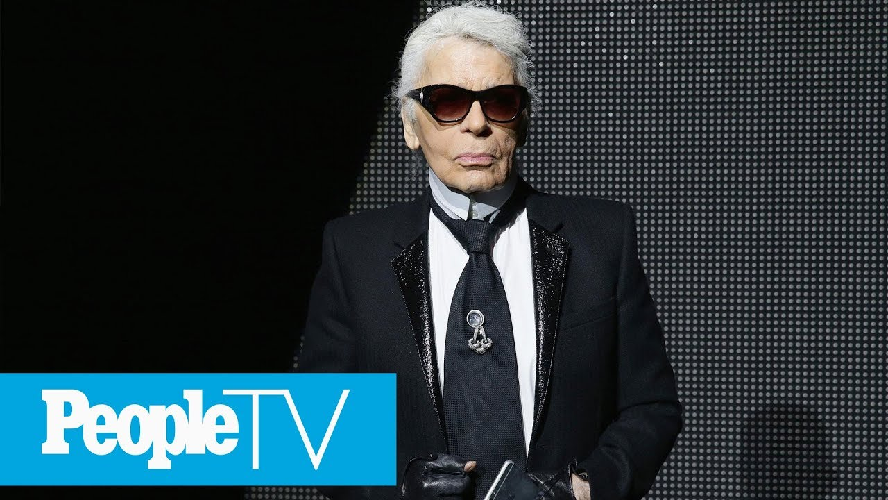Celebrities Pay Tribute To Karl Lagerfeld After Designer's Death At 85 | PeopleTV
