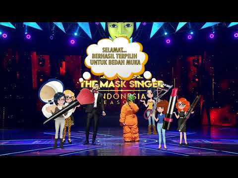 Full Episode 6 | The Mask Singer S3 GTV 2018