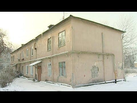 В Копейске многодетная семья замерзает в бараке