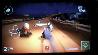 LBP Karting Beta Level - Fast Night Race of Doom! by MaxxAmmo
