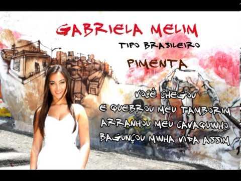 Pimenta - Gabriela Melim