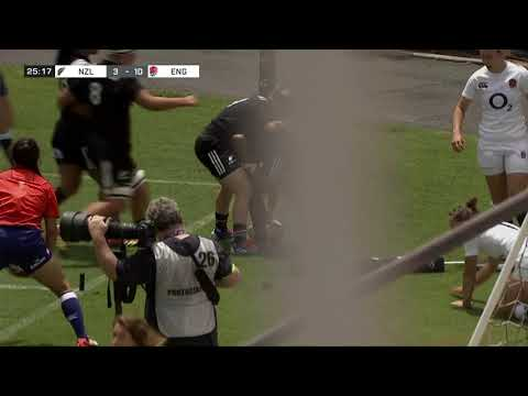 Highlights | Red Roses 13-28 New Zealand Women