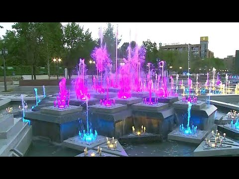 Yerevan | The Vartanyan Brothers Park | HD