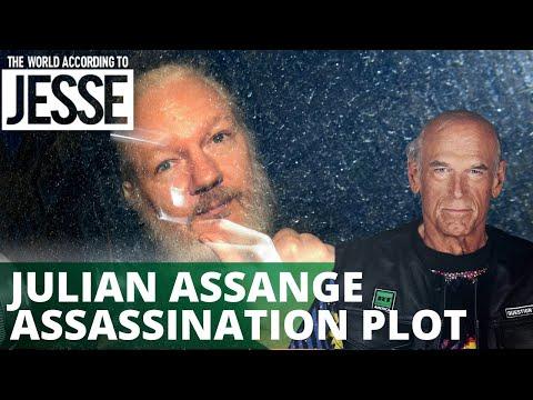 Former CIA Official on Assange Assassination Plot