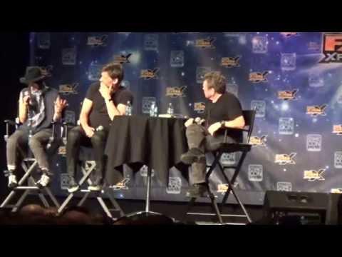 Game of Thrones Panel @ SLC FanX 2015 (featuring Lena Heady & Nikolaj Coster-Waldau)