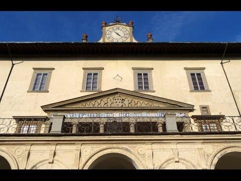 Villa medicea, Poggio a Caiano, Tuscany, Italy, Europe