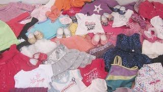 All Of My American Girl Doll Clothes