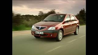 Dacia Logan:Top-Range Version.  (2004)