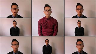 still charlie lim multitrack a cappella cover   songs of the 28th sea games