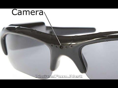 ffbc8887b892 Ebay Camera Glasses - YouTube