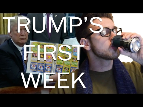 Trump's First Week - What'd I Miss?