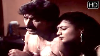 Devaraj doubts on Vanita Vasu - Tarka Kannada Movie | Kannada Scenes Love Scenes