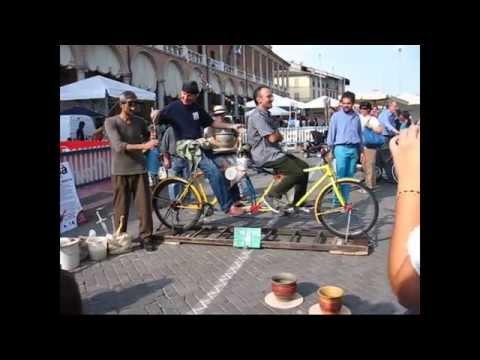 Thomas Benirschke, ARGILLÀ ITALIA 2014, ARGIBIKE von Davide Brini und Marco Spiri