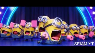 Despacito(Minions Version)- despicable me 3 | Justin Bieber | Luis Fonsi |Daddy Yankee