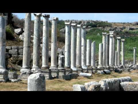 Perge and  Aspendos Amphitheatre