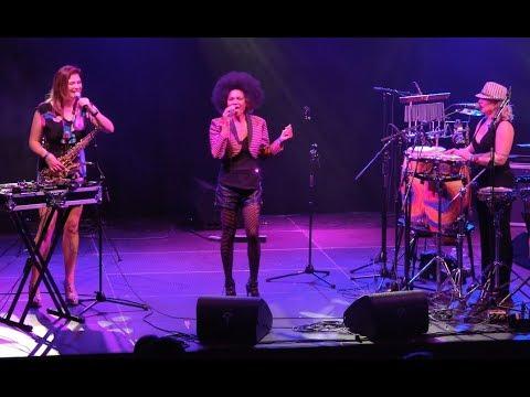 Venus Tunes Live @ Leusden Jazz 2018 ft. Susanne Alt, Mavis Acquah & Femke Krone