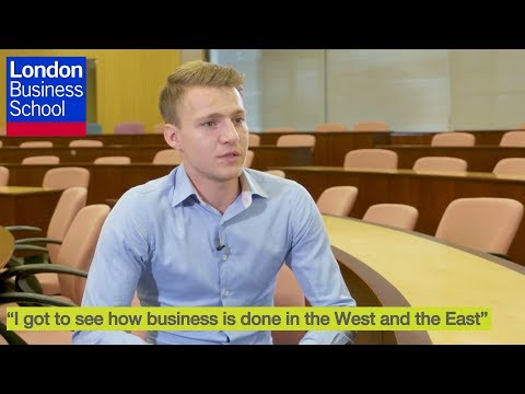 "Global MiM: ""I got to see how business is done in the West and the East"" 