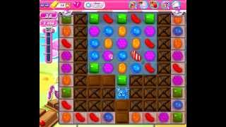 Candy Crush Saga Nivel 1076 completado en español sin boosters (level 1076)