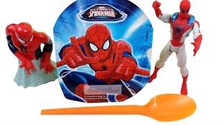 Spider-Man Mix Yogurt Danone Dessert