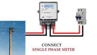 Single Phase Electrical Meter Soundexile