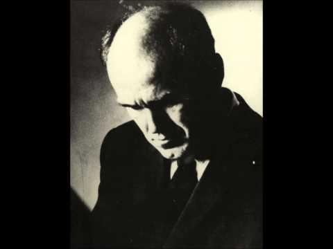 Richter plays Brahms Handel Variations opus 24