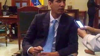 Entrevista a Juan Guaidó: