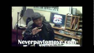 Koopsta Promoting Neverpaytomove.com & Jason! Free Apt Locating In San Antonio TEXAS!!
