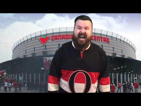 Ultimate Ottawa Senators Jersey Review by bRian5or6