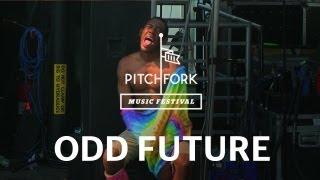 Odd Future - Radicals - Pitchfork Music Festival 2011