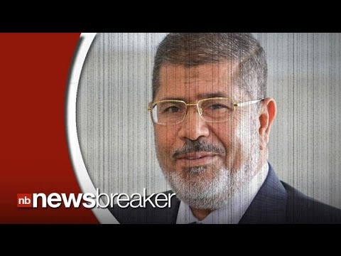 EU Condemns Former Egyptian President Mohammed Morsi's Death Sentence