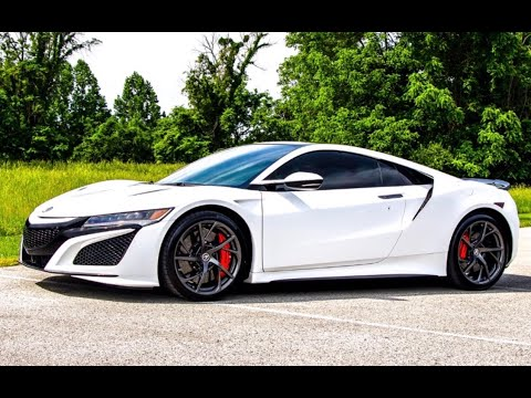 2019-acura-nsx-hybrid.-$100-cash-giveaway-+-acura-swag.-this-is-a-supercar-with-manners!