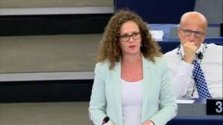 Sophia in 't Veld 13 Sep 2016 plenary speech on Recent developments in Poland