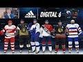 NHL 19 DIGITAL 6 JERSEYS REVIEW