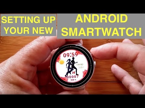 2019 Setting Up Your NEW Android Smartwatch: Tips, Tricks, And More!