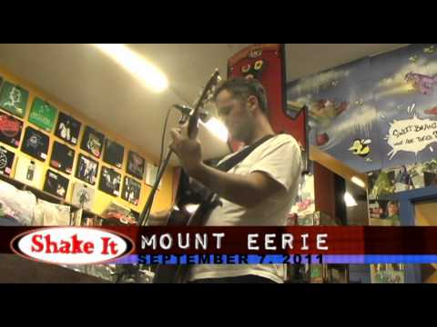 "Mount Eerie at Shake It: ""I Want the Wind to Blow/The Glow Pt. 2"""