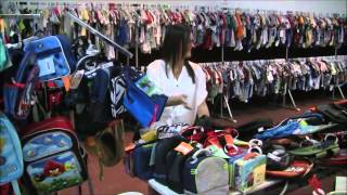 A Guided Tour of Finders Keepers Children's Consignment