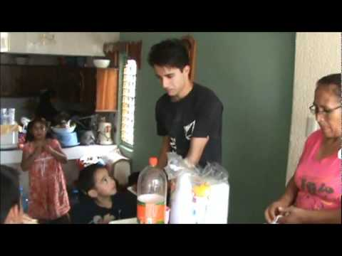 carnitas en la casa de Mario Rivera October 9, 2010