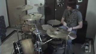 Paralyzing Kings: drum cover
