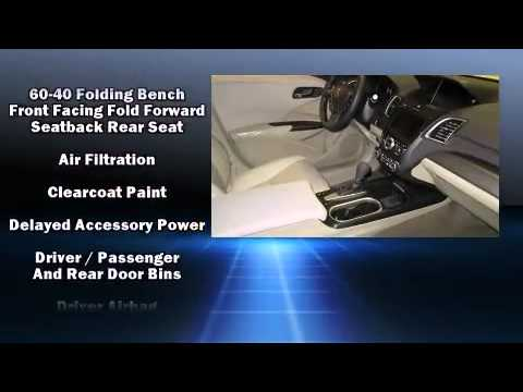 2016 acura rdx awd with advance package youtube. Black Bedroom Furniture Sets. Home Design Ideas