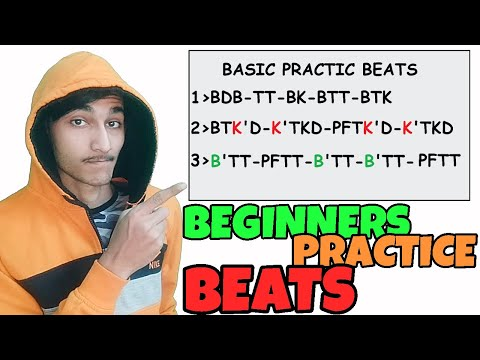 How To Beatbox In Hindi Practice Beats (Beginners)