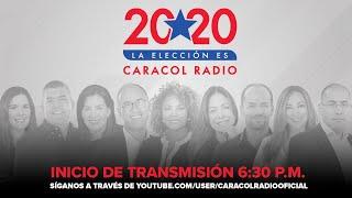 EN VIVO: Elecciones presidenciales Estados Unidos 2020 | Caracol Radio