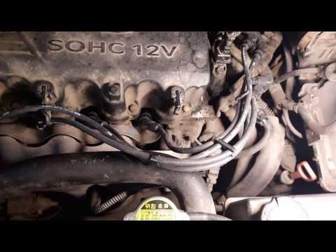 Hyundai Getz обзор | троит двигатель - диагностика и ремонт Hyundai в Мытищах | AUTO ТехЦентр Мытищи