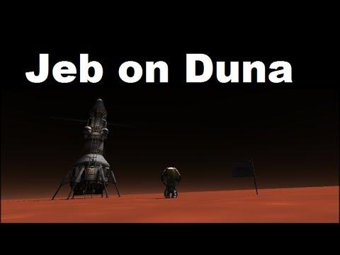 [ITA] Kerbal Italia Space Program #21: Jeb on Duna