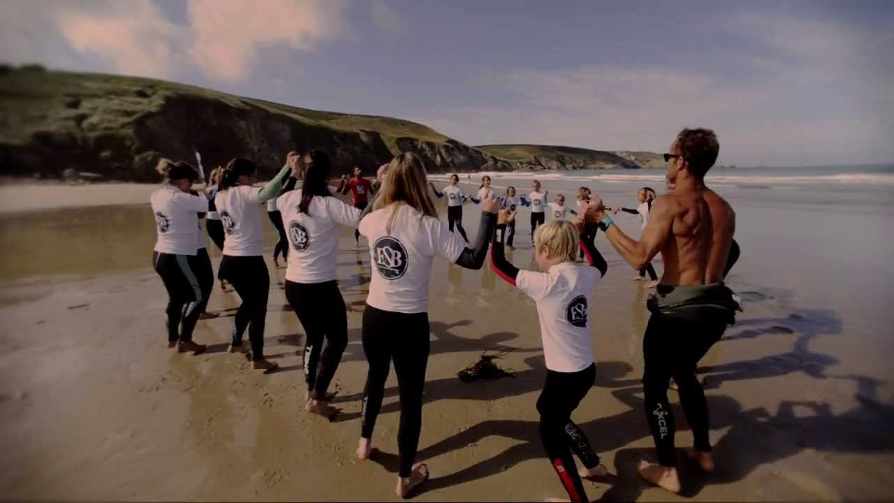 Ecole de Surf de Bretagne // Audierne