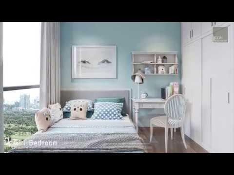 Thiết kế nội thất căn hộ Vinhomes Central Park với nội thất thông minh sang trọng