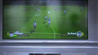 FIFA Soccer 09 All Play Game Play