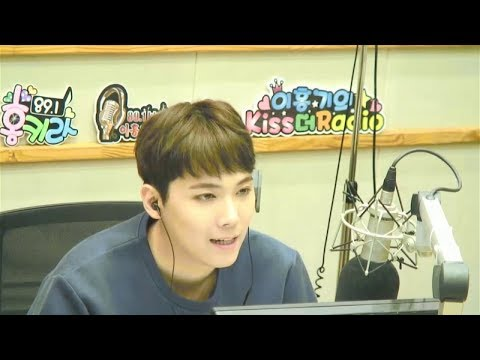 170608 Hongki's Kiss the Radio - FTISLAND