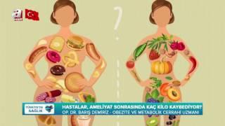 Op. Dr. Barış Demiriz - Obezite Cerrahisi