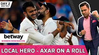 AXAR Shines - IND Thump ENG in 2 Days | 3rd Test Review | Betway Mission Domination | Aakash Chopra